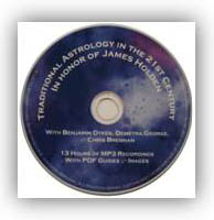 Traditional Astrology in the 21st Century Recording CD