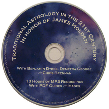 Traditional Astrology in the 21st Century CD
