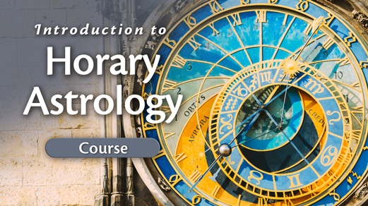 Horary Astrology Course