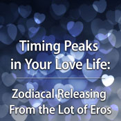 Zodiacal Releasing from Eros