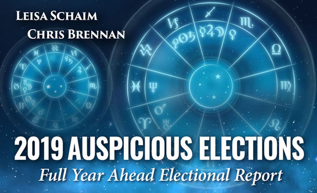 2019 Electional Astrology Report: Full Year Ahead Forecast