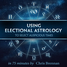 Using Electional Astrology to Select Auspicious Times