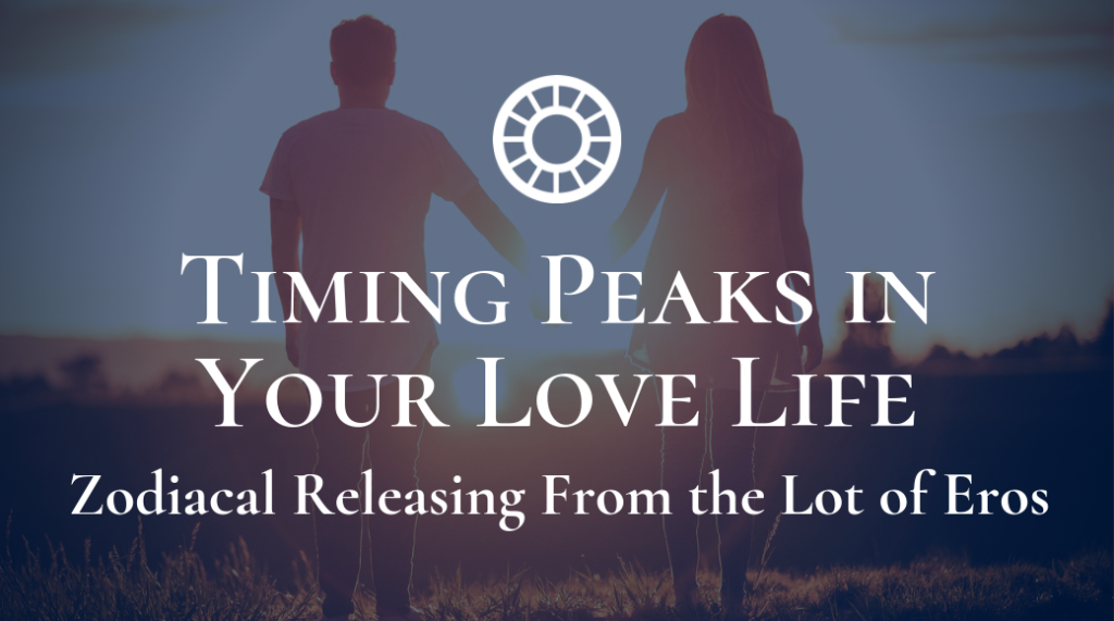 Timing Peaks in Your Love Life