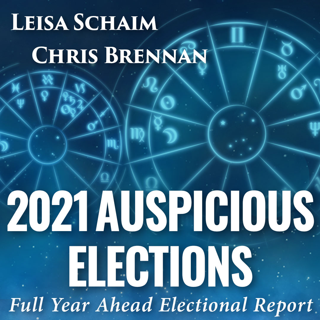 2021 Electional Astrology Report